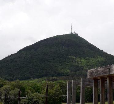 1er jour en Auvergne!